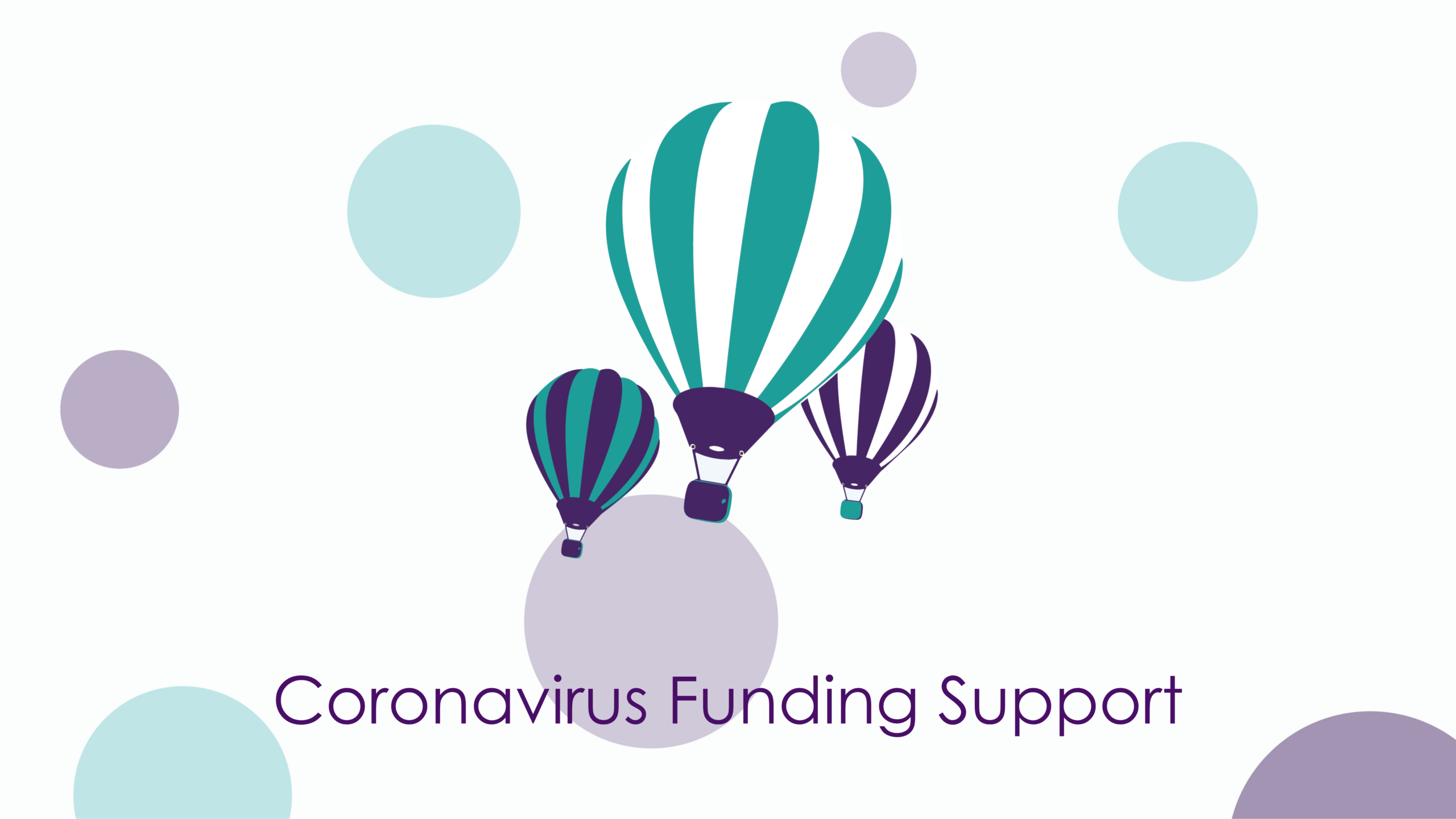 CORONAVIRUS FUNDING SUPPORT