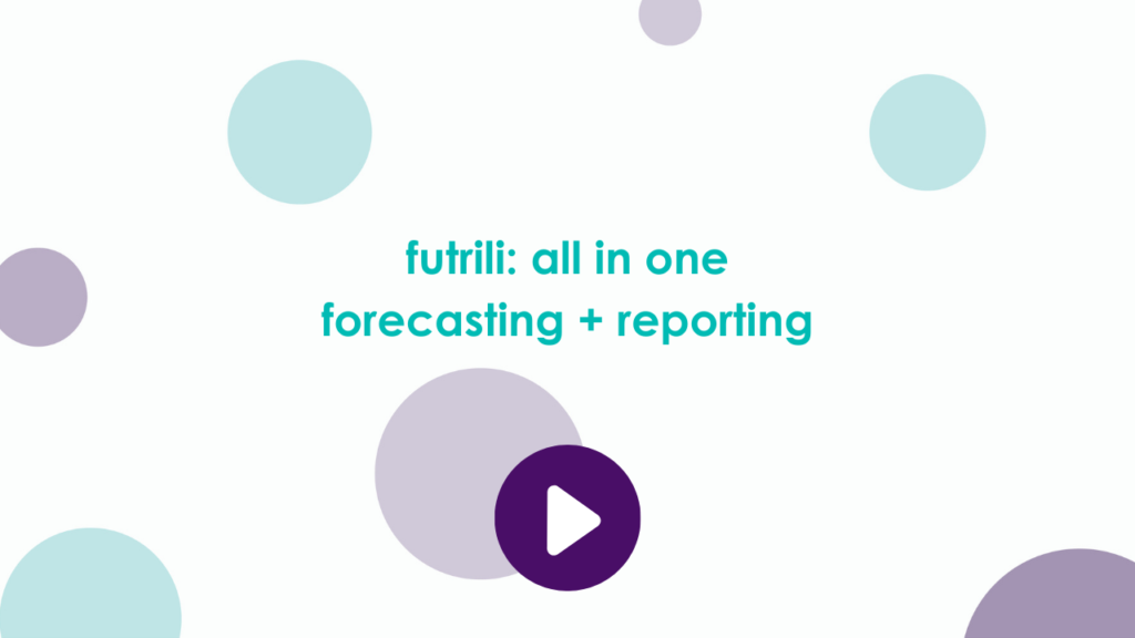 Futrili An all-in-one forecasting and reporting