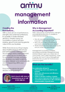 Why is management accounting important?