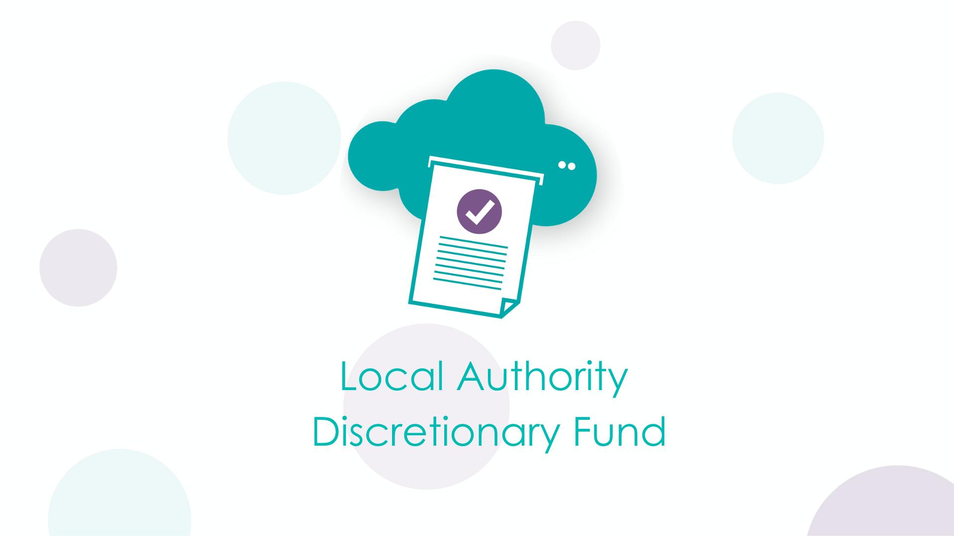Local Authority Discretionary Fund