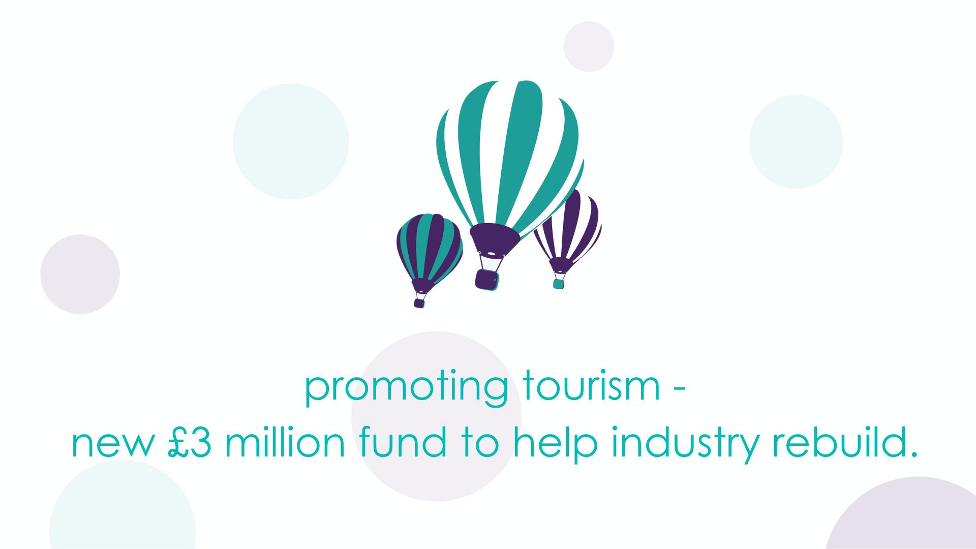 promoting tourism