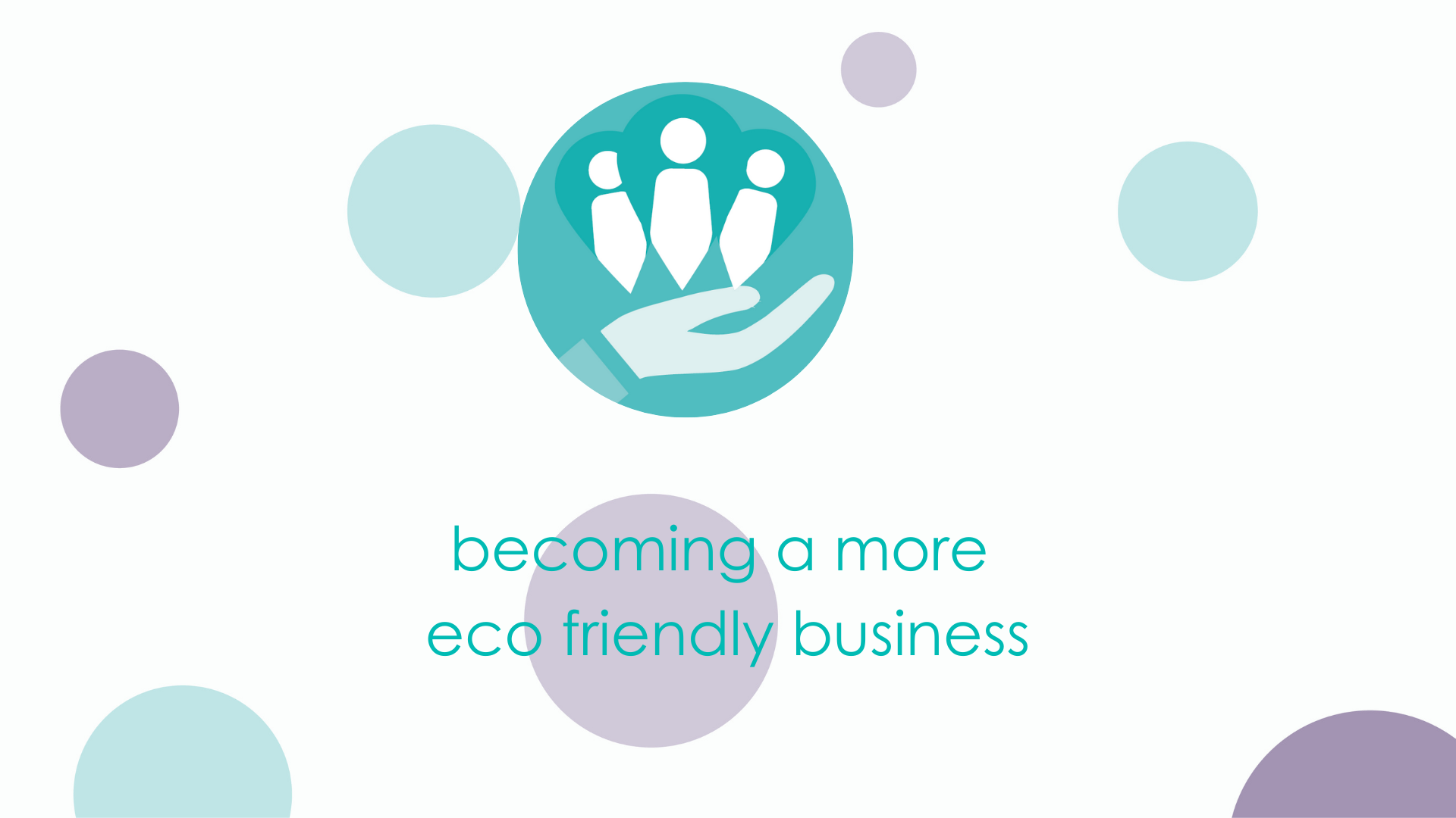 becoming a more eco friendly business